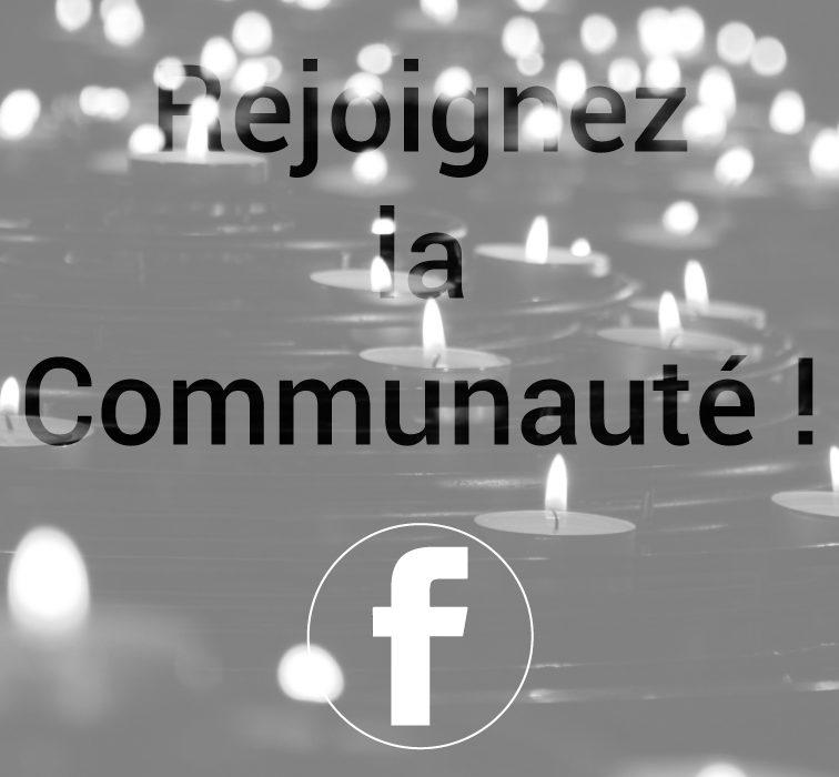 Rejoignez la communauté Facebook !