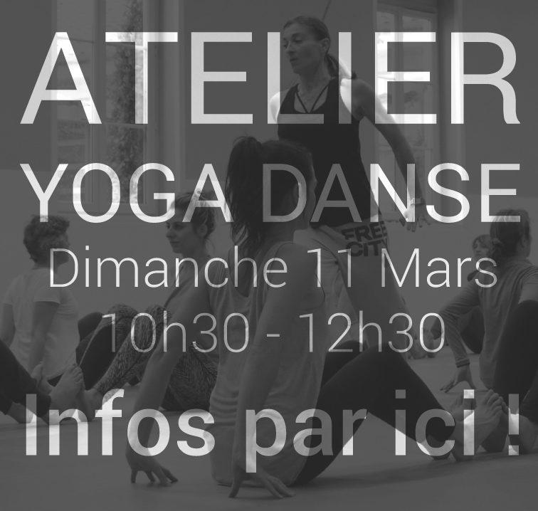 Atelier Yoga / Danse