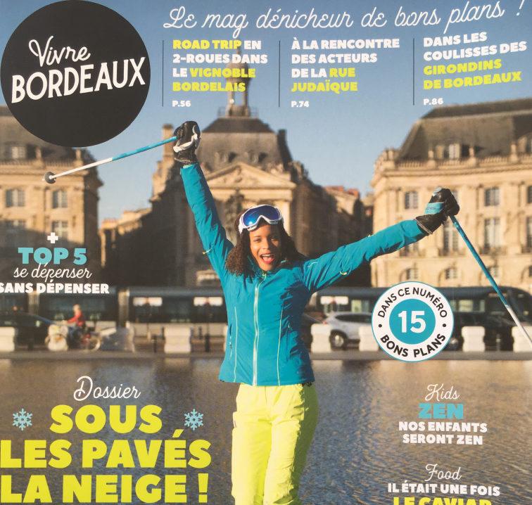 Le Yoga de Gasquet d'Elise dans Vivre Bordeaux !
